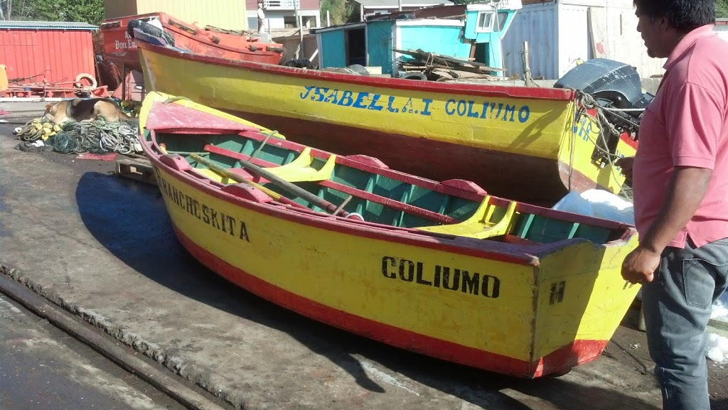 Artisan fishing boats