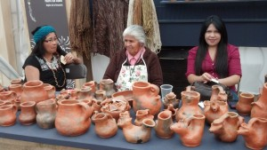 Chilean pottery